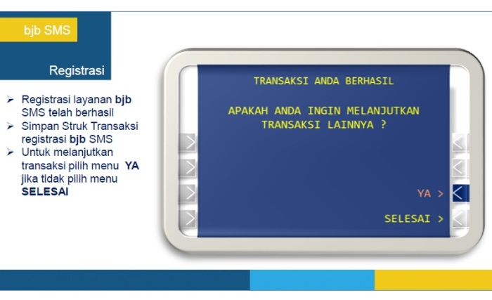 9 - Panduan Registrasi BJB SMS