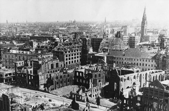 Berlin In Ruins