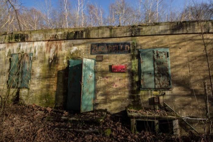 40-bunker