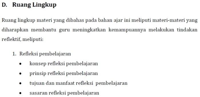 Resume Modul KK J Pedagogik PKB SD Kelas Bawah (Bag. 1)