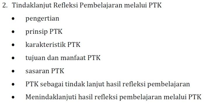 Resume Modul KK J Pedagogik PKB SD Kelas Bawah (Bag. 2)